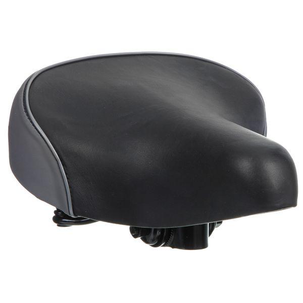 Седло для велосипеда STG HBAZ-0615-A с логотипом STG. Х74480-5Х74480-5Седло STG,HBAZ-0615-A с логотипом STG