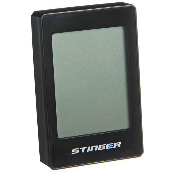 Велокомпьютер STG, 22 функций, безпроводной, подсветка, цвет: черный. Х74647-5Х74647-5Велокомпьютер STG, 22 функций, безпроводной, подсветка, черный.