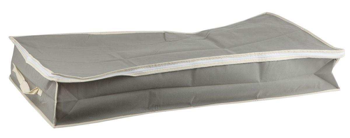 Чехол для вещей White Fox Standart, цвет: серый, 16 х 45 х 90 смWHHH10-350Коллекция Standart от White Fox изготовлена из нетканного полотна, наиболее популярного среди товаров для хранения вещей. В коллекции представлены самые популярные вещи: подвесные кофры, короба с крышками и без, мягкие чехлы для вещей, чехлы для костюмов. Все изделия упакованы в компактную упаковку, которая имеет подвес. Короба складываются.