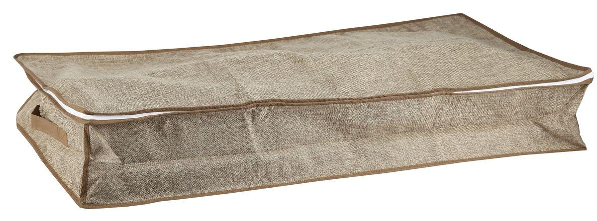 Чехол для вещей White Fox Linen, цвет: бежевый, 16 х 45 х 90 смWHHH10-382Коллекция Linen от White Fox изготовлена из полиэстера стилизованного под Лен. В коллекции представлены самые популярные вещи: подвесные кофры, короба с крышками и без, мягкие чехлы для вещей, чехлы для костюмов. Все изделия упакованы в компактную упаковку, которая имеет подвес. Короба складываются.