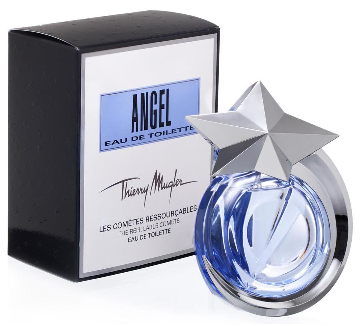 "Thierry Mugler Туалетная вода ""Angel"", женская, 80 мл"