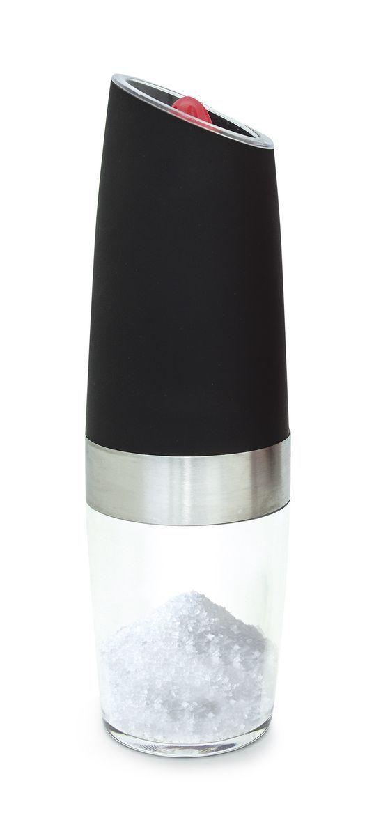 Автоматическая электромельница Iris Cuinox, цвет: черныйI3075-INАвтоматическая электромельница, черная - коллекция CUINOX