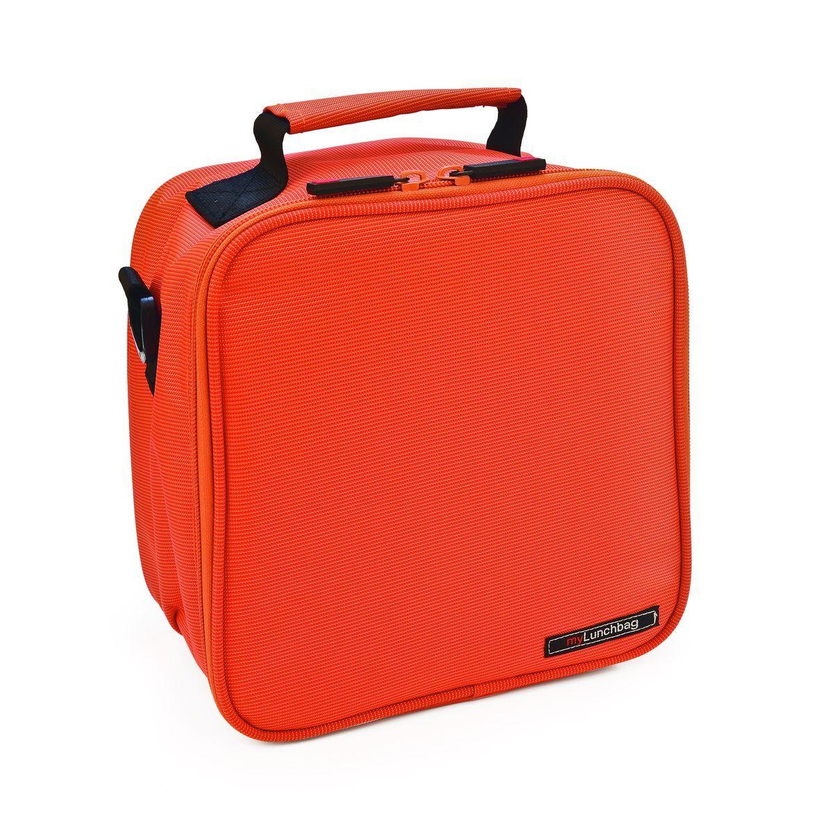 Термо ланч-бокс Iris BASIC MyLunchbag, цвет: оранжевыйI9235-TXТермоЛанчбокс BASIC? MyLunchbag?. Отлично сохраняет свежесть и вкус продукта на несколько часов. Пригодится везде: на прогулке, на работе, учебе и т.д. С ним легко справится даже ребенок! Присутствует удобный кармашек для аксессуаров и регулируемый ремень для переноски (в одной руке или на плече). Рекомендуется регулярно стирать сумку вручную в теплой воде с мылом. Сделан из полиэстера