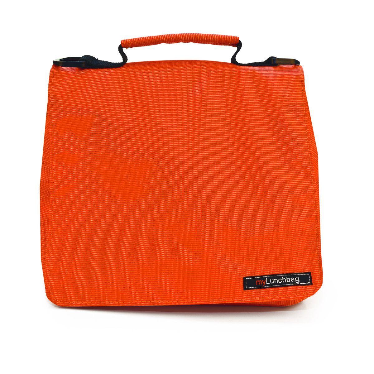 Термо ланч-бокс Iris SMART MyLunchbag, цвет: оранжевыйI9325-TXТермоЛанчбокс SMART MyLunchbag?. ?Отлично сохраняет свежесть и вкус продукта на несколько часов. Пригодится везде: на прогулке, на работе, учебе и т.д. С ним легко справится даже ребенок! Легко складывается до небольших размеров. Присутствует удобный кармашек для аксессуаров и регулируемый ремень для переноски (в одной руке или на плече). Рекомендуется регулярно стирать вручную в теплой воде с мылом. Сделан из полиэстера