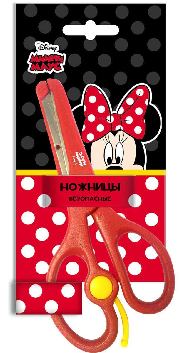 Disney Ножницы детские Минни28945Детские ножницы с усилителем Disney Минни разработаны специально для самых первых уроков вырезания. Благодаря своему маленькому размеру и эргономичному корпусу ножницы удобно располагаются в ладошке, а усилитель заставляет ножницы раскрываться без особого нажима. Это помогает ребенку с легкостью учиться стричь и без труда создавать свои первые поделки. Лезвия изготовлены из высококачественной нержавеющей стали, имеют закругленные концы и покрыты пластиковыми накладками, что делает их совершенно безопасными для малышей. Длина ножниц: 13,5 см.