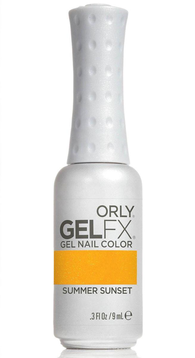 Orly Гель-лак для ногтей Gel FX Gel Nail Lacquer 873 Summer Sunset .3oz/9мл30873Профессиональная система гель-маникюра GELFX содержит витамины A, Е и В5, исключает возникновение проблем с ногтями, обладает свойством выравнивания ногтей, и главное, дарит невероятно стойкий маникюр на целых две недели. Палитра с рейтинговыми оттенками ORLY позволяет с легкостью подобрать нужный цвет к новому образу.