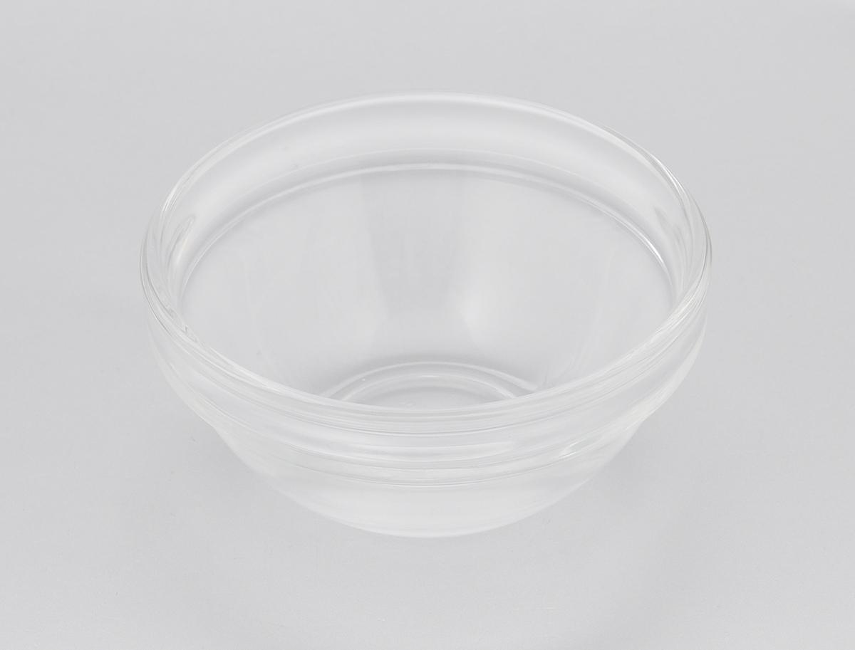 Салатник Luminarc Эмпилабль, диаметр 7 см15026Салатник Luminarc Эмпилабль выполнен из ударопрочного стекла. Дизайн придется по вкусу и ценителям классики, и тем, кто предпочитает утонченность и изысканность. Салатник Luminarc Эмпилабль идеально подойдет для сервировки стола и станет отличным подарком к любому празднику. Диаметр салатника: 7 см.
