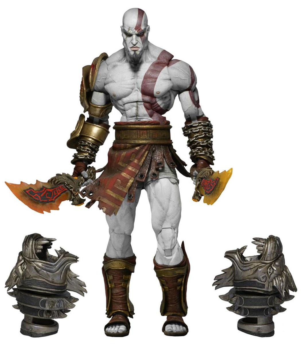 God of War 3. Фигурка Ultimate Kratos xbox one gears of war 4 ultimate