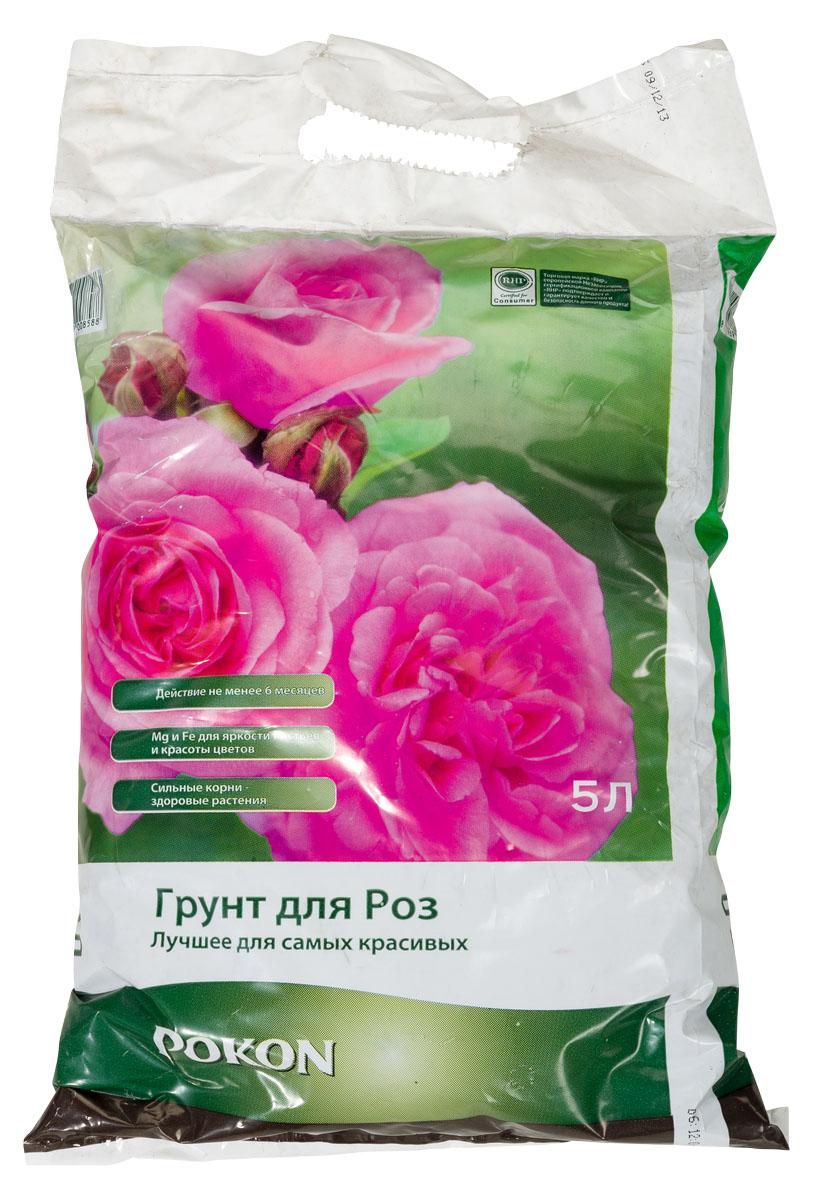 Грунт Pokon для роз, 5 л