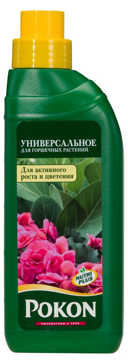 Удобрение Pokon универсальный для всех видов горшечных растений, 500 мл8719400007626Удобрение Pokon универсальный для всех видов горшечных растений: NPK 7 + 3 + 7 с добавкой микроэлементов и гуминовых экстрактов. Условия у вас дома далеки от естественных условий обитания растений, поэтому так важен хороший уход за ними. Это удобрение дает комнатным растениям все, чтобы оставаться сильными и здоровыми. Необходимые питательные вещества способствуют росту и цветению. Натуральная добавка из гуминовых экстрактов оптимизирует естественный баланс питательного грунта и улучшает доступ питательных веществ к растениям. Благодаря этому улучшается здоровье и укрепляется сила растений. Инструкция по применению: - Добавьте удобрение в воду для полива (10 мл на 1 л воды). - Поливайте растения раствором удобрения 1 раз в неделю. - Зимой уменьшайте дозировку вдвое (5 мл на 1 л воды). - В первые 4–6 недель после пересадки дополнительная подкормка не проводится. - Дозировка для гидрокультуры: 2,5 мл на 2 л воды. Состав: Жидкое...