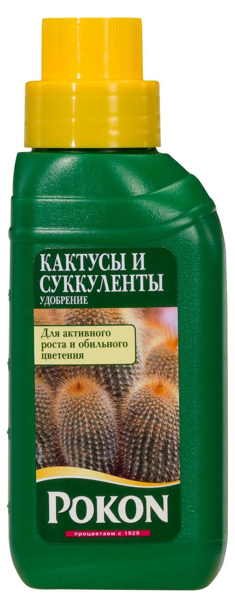 Удобрение Pokon для кактусов, 250 мл8719400007657Удобрение Pokon для кактусов: NPK 4 + 7 + 7. Кактусы и суккуленты — растения, требующие особого ухода. Это удобрение, специально разработанное для подкормки кактусов и суккулентов, обеспечивает их сбалансированный рост и обильное цветение. Инструкция по применению: - Добавьте удобрение в воду для полива (10 мл на 1 л воды). - Поливайте растения раствором удобрения 1 раз в 2 недели. - С ноября по февраль подкормка не нужна. Состав: Жидкое удобрение с соотношением NPK 4 + 7 + 7. Удобрение соответствует нормам ЕС.