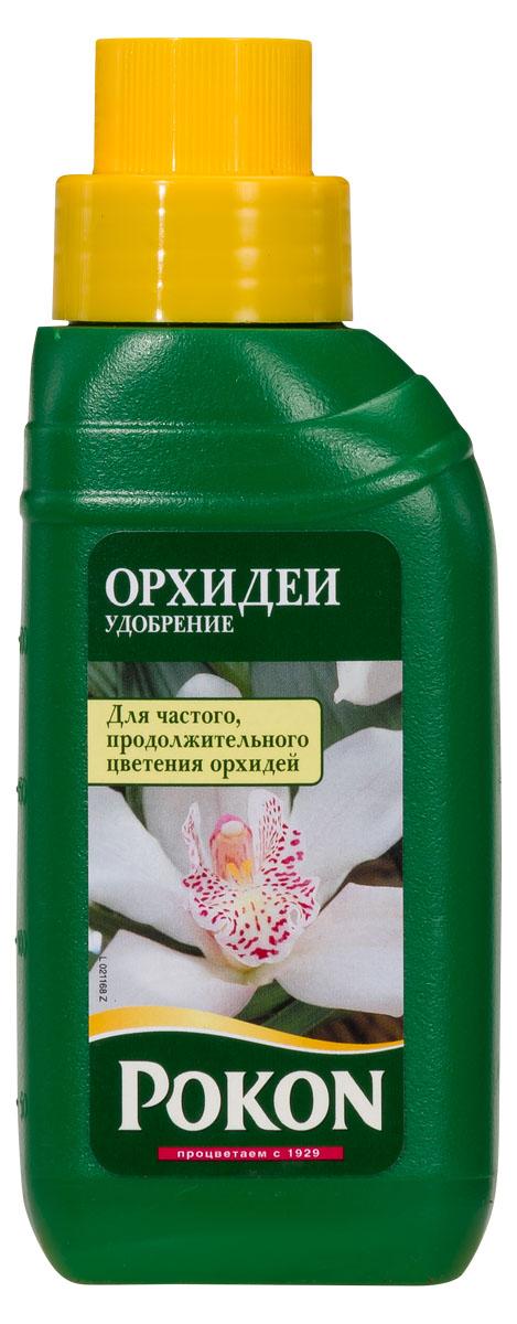 Удобрение Pokon для орхидей, 250 мл8719400007664Удобрение Pokon для орхидей: NPK 5 + 6 + 7. Для сохранения своей красоты орхидеям необходим правильный уход. Это сбалансированное удобрение специально разработано для подкормки орхидей и способствует продолжительному цветению. Инструкция по применению: - Добавьте удобрение в воду для полива (5 мл на 1 л воды). - Поливайте растения раствором удобрения 1 раз в неделю. - Зимой подкармливайте орхидеи реже: 1 раз в 2 недели. - Используйте удобрение круглый год. Состав: Жидкое удобрение с соотношением NPK 5 + 6 + 7. Удобрение соответствует нормам ЕС.
