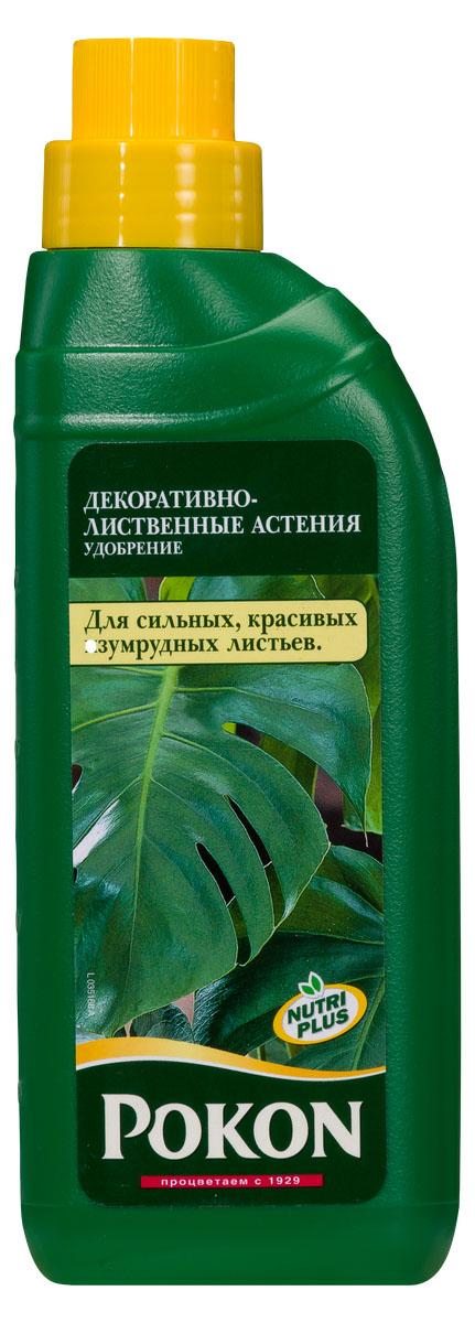 Удобрение Pokon для декоративно-лиственных растений, 500 мл8719400007688Удобрение Pokon для декоративно-лиственных растений: NPK 8 + 3 + 5 с добавкой микроэлементов и гуминовых экстрактов. Это сбалансированное удобрение специально разработано для декоративно-лиственных растений. Новая формула включает необходимые питательные элементы в сочетании с натуральной добавкой из гуминовых экстрактов. Благодаря этому оптимизируется естественный баланс грунта и улучшается доступ питательных веществ к растениям. Добавление азота стимулирует здоровый рост листьев. Инструкция по применению: - Перед применением встряхните. - Добавьте удобрение в воду для полива, отмерив нужное количество мерной крышечкой (10 мл на 1 л воды). - Поливайте растения раствором удобрения 1 раз в неделю. - Зимой уменьшайте дозировку вдвое (5 мл на 1 л воды). - После каждого полива ополаскивайте лейку чистой водой. - Используйте удобрение круглый год. Состав: Жидкое удобрение с соотношением NPK 8 + 3 + 5 и с добавкой микроэлементов,...