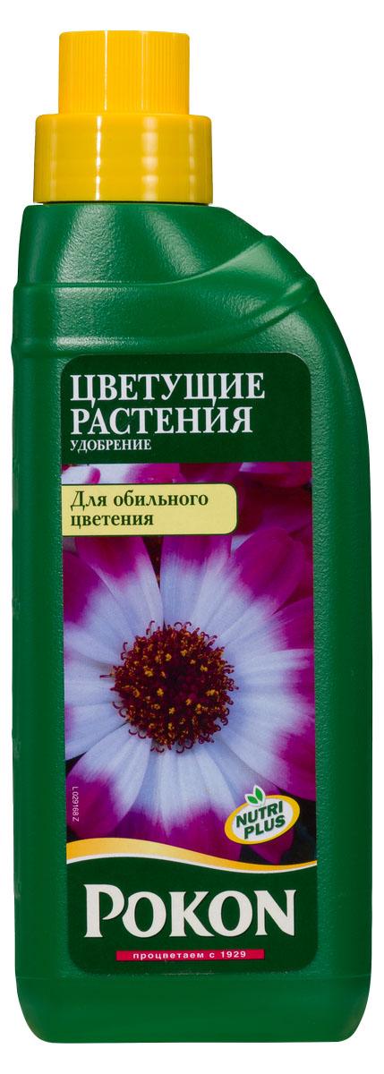 Удобрение Pokon для цветущих растений, 500 мл
