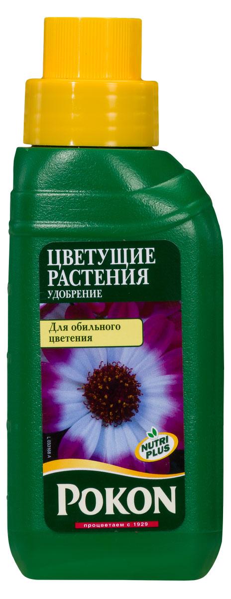 Удобрение Pokon для цветущих растений, 250 мл8719400007862Удобрение Pokon для цветущих растений: NPK 5 + 5 + 7 с добавкой микроэлементов и гуминовых экстрактов. Это сбалансированное удобрение специально разработано для цветущих растений. Новая формула включает необходимые питательные элементы в сочетании с натуральной добавкой из гуминовых экстрактов. Благодаря этому оптимизируется естественный баланс грунта и улучшается доступ питательных веществ к растениям, обеспечивается обильное и пышное цветение. Гуминовые экстракты делают растения более сильными и здоровыми, а повышенное содержание калия способствует формированию бутонов. Инструкция по применению: - Добавьте удобрение в воду для полива (10 мл на 1 л воды). - Поливайте растения раствором удобрения 1 раз в неделю. - Зимой уменьшайте дозировку вдвое (5 мл на 1 л воды). - Используйте для подкормки всех видов цветущих растений. Состав: Жидкое удобрение с соотношением NPK 5 + 5 + 7 и с добавкой микроэлементов, содержащее гуминовые экстракты...