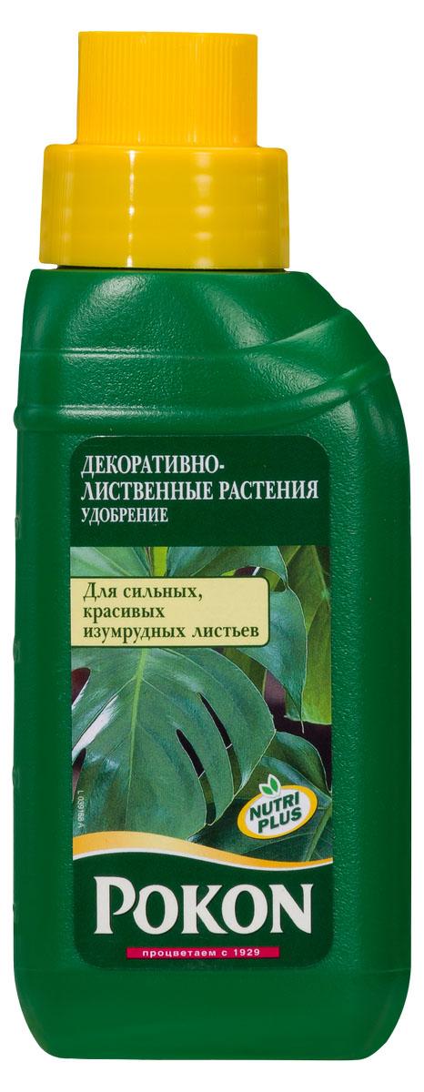 Удобрение Pokon для декоративно-лиственных растений, 250 мл