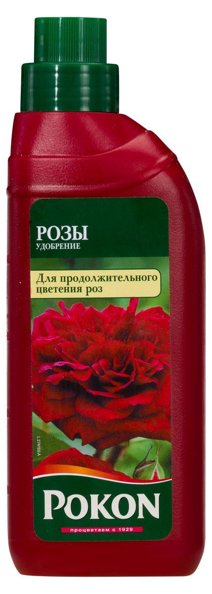 Удобрение Pokon для роз, 500 мл