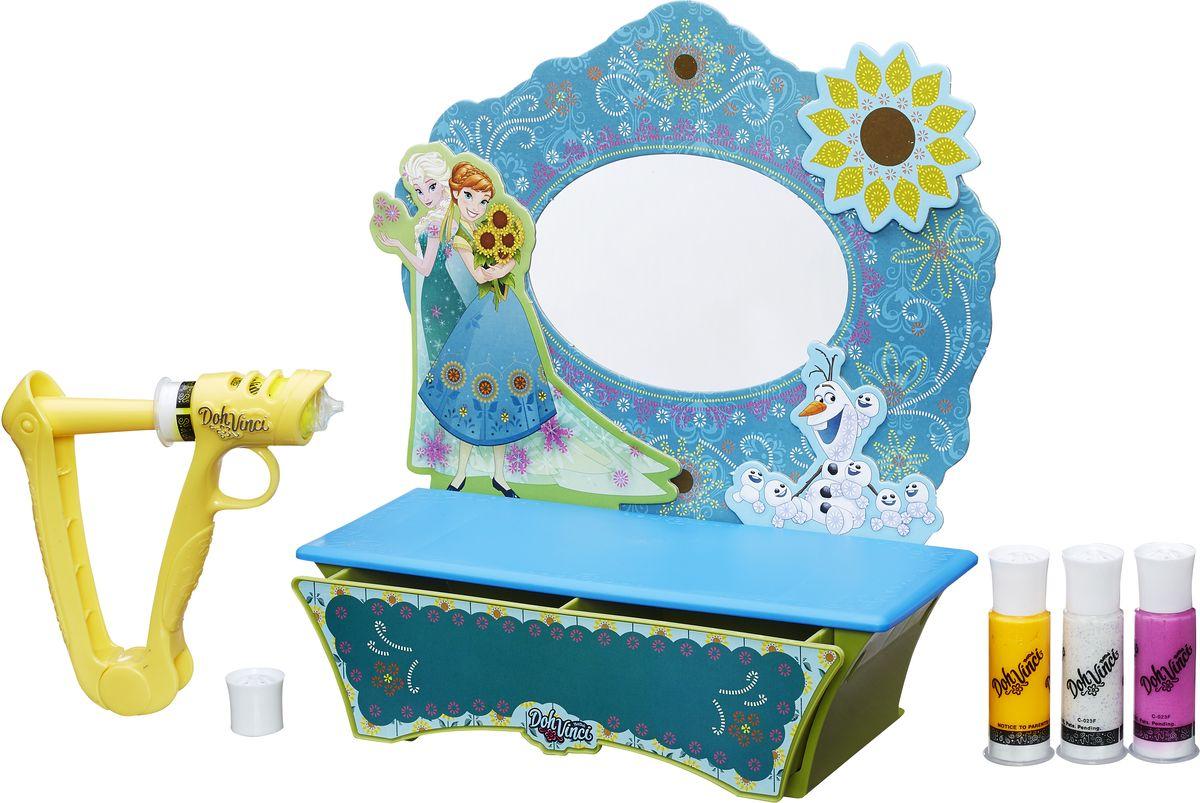 DohVinci Набор для лепки Туалетный столик Холодное сердце