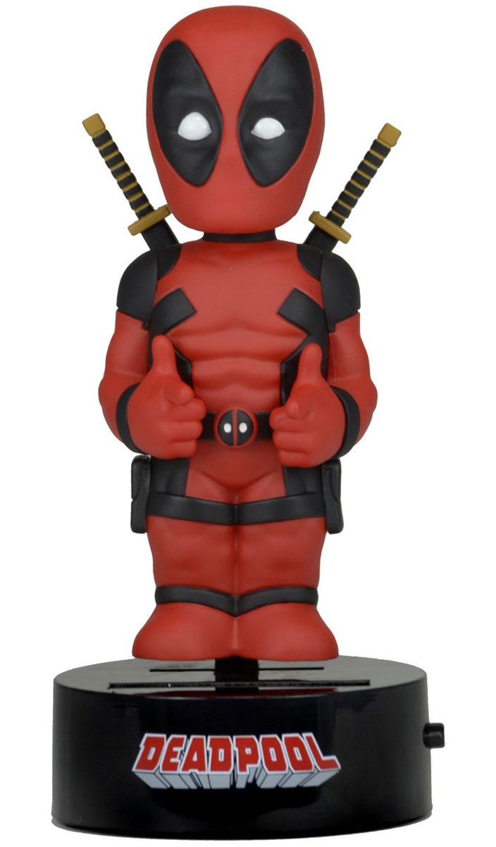 Deadpool. Фигурка-телотряс на солнечной батарее