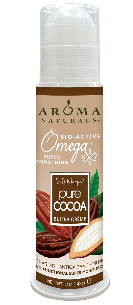 Aroma Naturals Супер увлажняющий крем с маслом какао, 142 гAR94724Легкие, питательные сливки с маслом какао, идеально подходят для всех типов кожи. Крем оказывает антиоксидантное, увлажняющее воздействие. Помогает в процессе регенерации, повышает эластичность и тургор кожи, способствует разглаживанию морщин. Питает и восстанавливает поврежденную кожу.