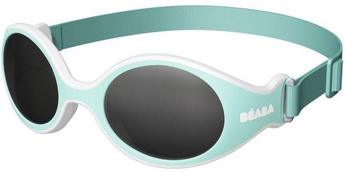 Beaba Солнцезащитные очки детские Clip Strap Sunglasses категория 4 цвет бирюзовый