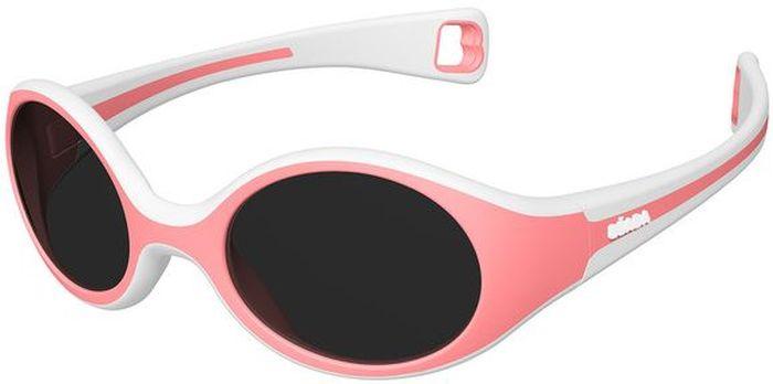 Beaba Солнцезащитные очки детские Sunglasses Baby 360 S категория 3 цвет розовый930260Детские очки Baby S Beaba - идеальная защита от агрессивных УФ лучей. Детские очки Baby S Beaba 3 категории защитят кроху от УФ лучей при любых обстоятельствах: на прогулке, на море, в горах. Детские очки Baby S Beaba. Качество и безопасность с оптимальной защитой от ультрафиолетовых лучей (UVA, UVB) - 3 категория. Эргономичная оправа 360°. Специально разработанная из двух дополняющих друг друга материалов гибкая оправа повторяет морфологию головы малыша, не давит за ушами. Благодаря более нежному внутреннему слою, очки не давят на нос. Основа – полипропилен и СЕБС. Небьющиеся стекла. С 9 месяцев для ребенка, сидящего в коляске. Сделано во Франции Офтальмологи со всего мира все чаще говорят о необходимости защиты детских глаз от агрессивного солнца. Данная тенденция ничуть не является данью моде, а становится острой необходимостью, которую врачи осознали благодаря современным исследованиям.