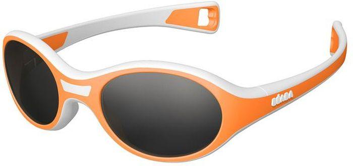 Beaba Солнцезащитные очки детские Sunglasses Kids 360 M категория 3 цвет оранжевый930261Детские очки Kid M Beaba - идеальная защита от агрессивных УФ лучей. Детские очки Kid M Beaba 3 категории защитят кроху от УФ лучей при любых обстоятельствах: на прогулке, на море, в горах. Детские очки Kid M Beaba. Качество и безопасность с оптимальной защитой от ультрафиолетовых лучей (UVA, UVB) - 3 категория. Эргономичная оправа 360°. Специально разработанная из двух дополняющих друг друга материалов гибкая оправа повторяет морфологию головы малыша, не давит за ушами. Благодаря более нежному внутреннему слою, очки не давят на нос. Благодаря загнутым дужкам очки не слетают при движении малыша. Основа – полипропилен и СЕБС. Небьющиеся стекла. С 12 месяцев, первые шаги. Сделано во Франции Офтальмологи со всего мира все чаще говорят о необходимости защиты детских глаз от агрессивного солнца. Данная тенденция ничуть не является данью моде, а становится острой необходимостью, которую врачи осознали благодаря современным исследованиям.