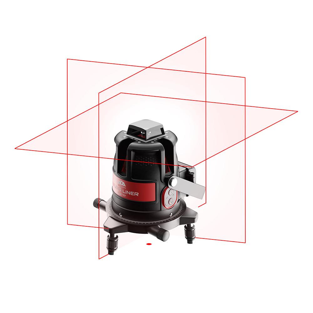 Построитель лазерных плоскостей ADA Ultraliner 360 4V А00469А00469