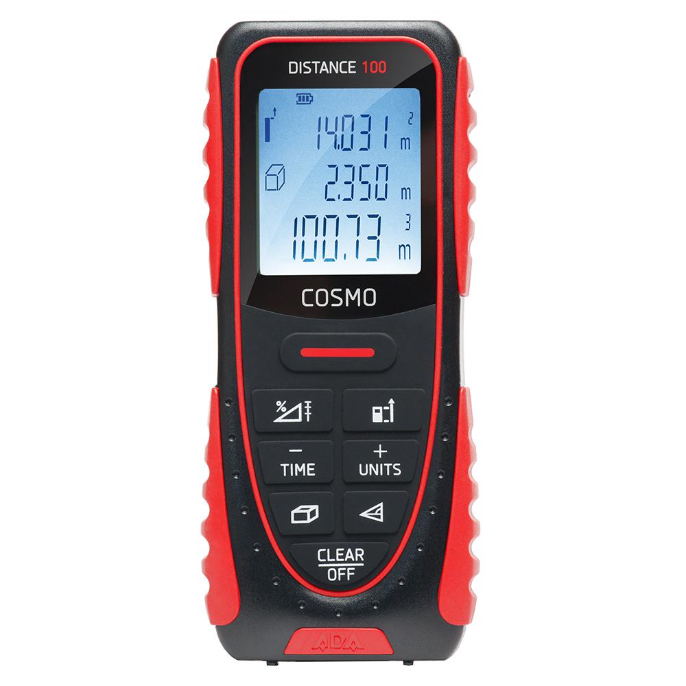 Дальномер лазерный ADA Cosmo 100 с функцией уклономера А00412А00412