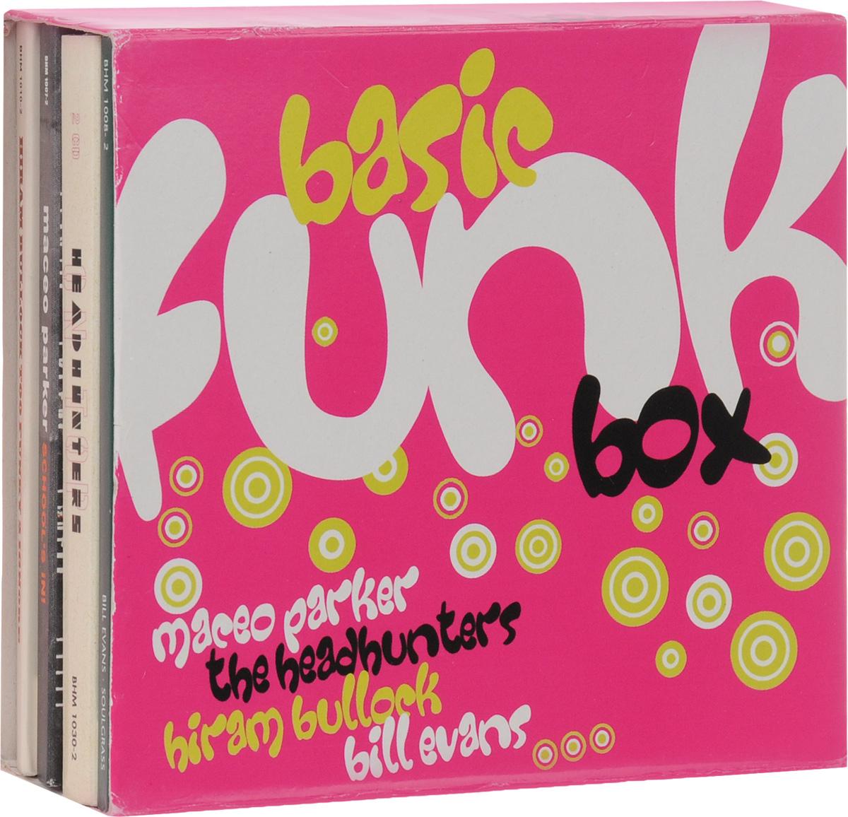 Basic Funk Box (5 CD) 2009 5 Audio CD