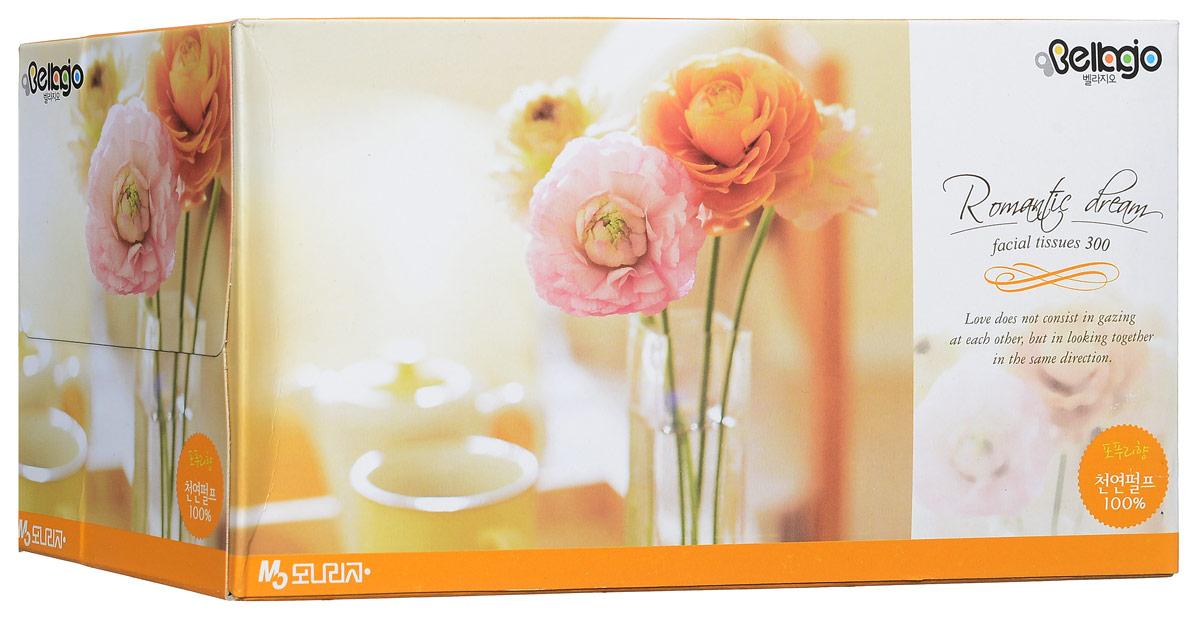 Monalisa Салфетки для лица Bellagio 300 шт2354