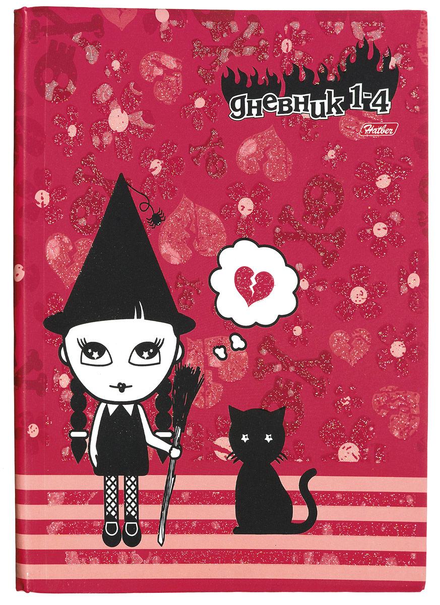 Hatber Дневник школьный Bad Alice 1-4 классы 48 листов