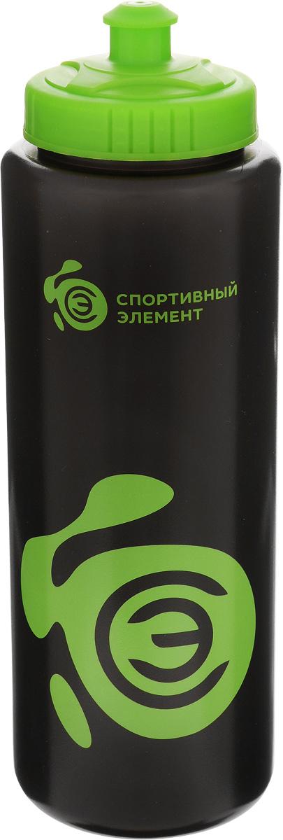 Бутылка для воды Спортивный элемент Нефрит, 1 л00016Стильная бутылка для воды Спортивный элемент Нефрит, изготовленная из высококачественного полипропилена (пластика), оснащена крышкой, которая плотно и герметично закрывается, сохраняя свежесть и изначальную температуру напитка. Мягкий силиконовый носик бутылки предотвращает проливание и безопасен для зубов и десен. Изделие прекрасно подойдет для использования в жаркую погоду: вода долго сохраняет первоначальные свойства и вкусовые качества. При необходимости в бутылку можно заливать витаминизированные напитки, соки или протеиновые коктейли. Такую бутылку можно без опаски положить в рюкзак, закрепить на поясе или велосипедной раме. Она пригодится как на тренировках, так и в походах или просто на прогулке. Диаметр горлышка бутылки: 5,5 см. Высота бутылки (без учета крышки): 22,7 см.