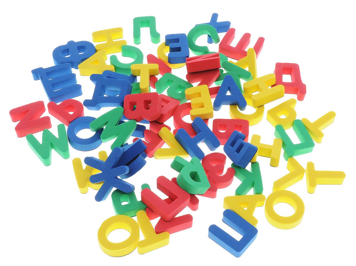 Бомик Обучающая игра Русский алфавит208Обучающая игра Бомик Русский алфавит предназначена для изучения букв и составления первых слогов. Изделия выполнены из мягкого и безопасного для ребенка материала. Каждая буква оснащена магнитной основой. Игра развивает у ребенка память, воображение, моторику, пространственное и логическое мышление, знакомит с буквами, учит чтению и письму, а также развивает цветовое восприятие. Обучение происходит прямо во время игры!