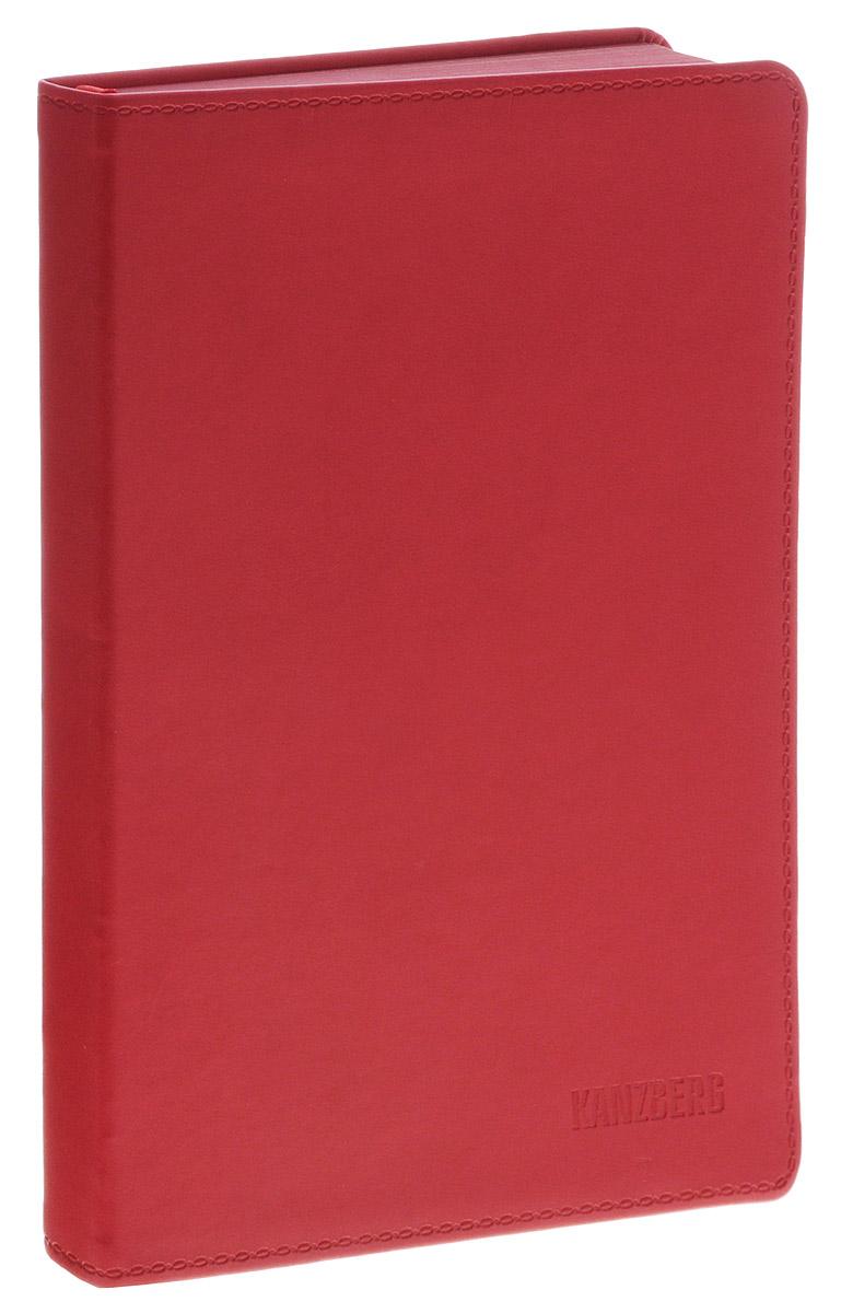 Kanzberg Ежедневник Premium Notebook недатированный 152 листаЕКК51515207Ежедневник Kanzberg Premium Notebook - это неотъемлемый атрибут делового человека, который ценит свое время и умеет правильно организовать свой трудовой день. Недатированность страниц ежедневника удобна тем, что его можно начать вести с любого дня. Ежедневник Kanzberg Premium Notebook - великолепное сочетание высокого качества и стильного дизайна. Обложка выполнена из мягкой искусственной кожи. Внутренний блок выполнен из высококачественной бумаги с листами в линейку. Внутренний блок прошит, что гарантирует отсутствие потери листов при активном использовании. Помимо листов для ежедневного планирования вы найдете: календарь на 2015, 2016, 2017 и 2018 года; междугородные телефонные коды России/СНГ; международные телефонные коды; автомобильные коды регионов России; расстояние между российскими городами; планирование проектов; соотношение единиц измерения; средние температуры; время распада алкоголя в крови; питание и расход калорий; листы для заполнения дней рождения,...