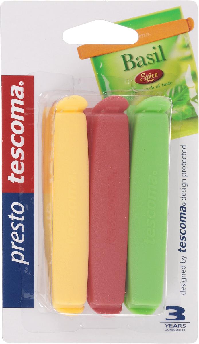 Набор зажимов для пакетов Tescoma