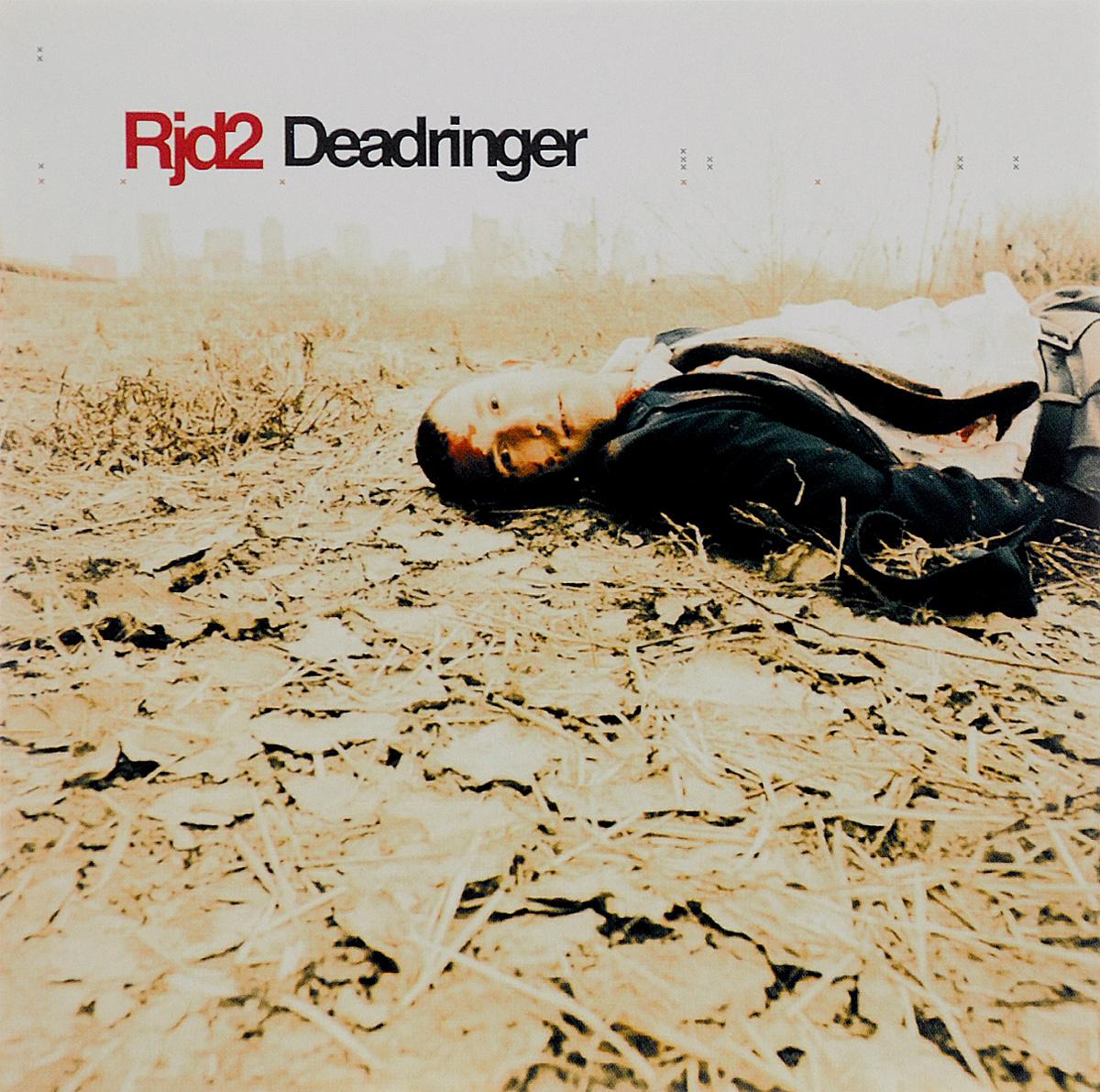 RJD2. Deadringer 2002 Audio CD