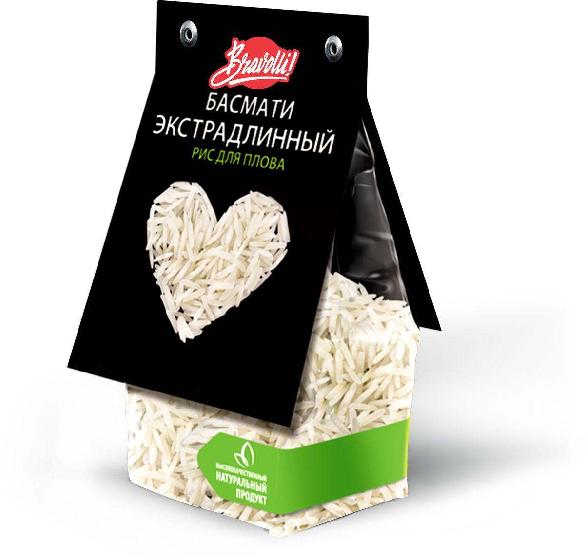 Басмати экстрадлинный - ароматный рис, имеет исключительно длинное зерно, увеличивающееся во время варки в 2 раза. Он обладает способностью хорошо поглощать жир и остается рассыпчатым после приготовления, что делает его идеальным рисом для плова.
