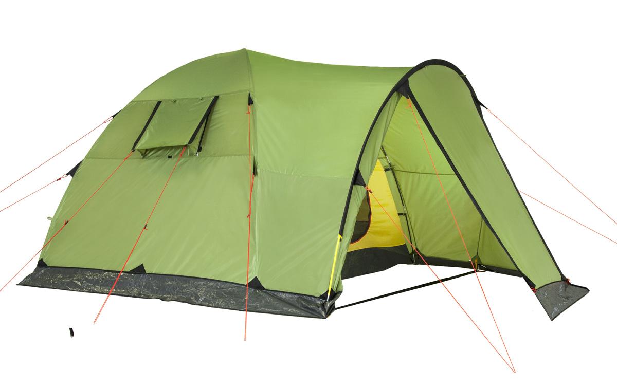 Палатка KSL Campo 46152.4201Основное отличие кемпинговой палатки KSL CAMPO 4 - ее высота. Она составляет 1,95м. То есть в палатке может легко встать во весь рост даже взрослый человек. Палатка обладает повышенной вместимостью - в ней с комфортом может разместиться 4 человека. Кроме этого, у палатки имеется просторный тамбур, позволяющий хранить в нем большое количество вещей. Для удобства и комфорта туриста конструкторы предусмотрели ряд важных деталей. Так, с размещением внутри палатки небольших, но часто нужных вещей не возникнет никаких проблем. Для этого имеется четыре кармана и полочка. Для фиксации молний на внешнем тенте у модели предусмотрены крючки из алюминия. Они позволяют вам быть уверенными, что молния не разойдется в самый неподходящий момент. Для крепления светильника внутри палатки имеется кольцо. Кемпинговая палатка KSL CAMPO 4 рассчитана на использование преимущественно в летнее время. Палатка оснащена противомоскитной сеткой, что особенно актуально в летние ночи. Модель обладает...