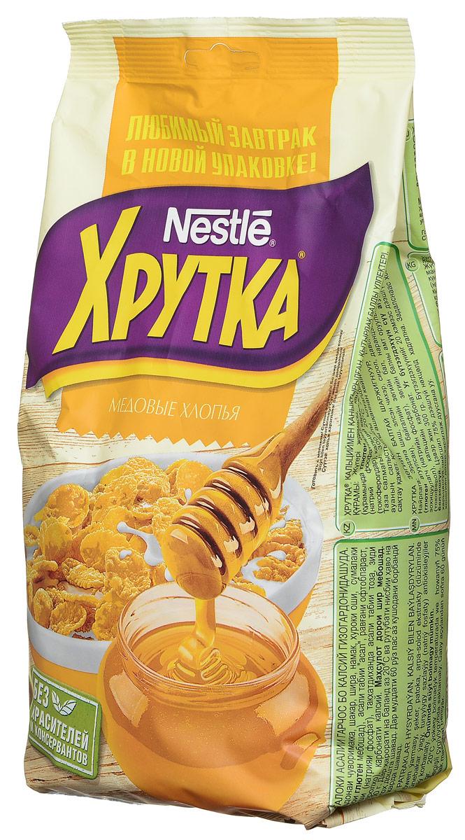 """Nestle Хрутка """"Медовые хлопья"""" готовый завтрак, 300 г 12131733"""