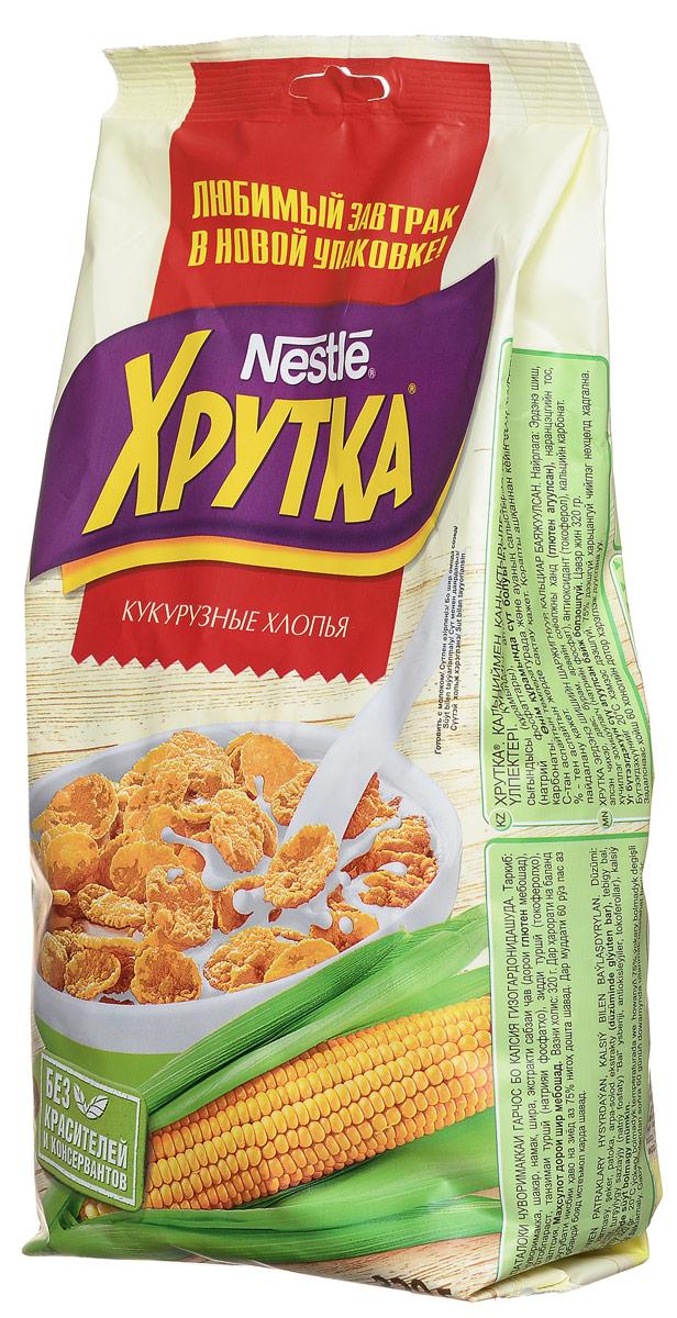 """Nestle Хрутка """"Кукурузные хлопья"""" готовый завтрак, 320 г 12190166"""
