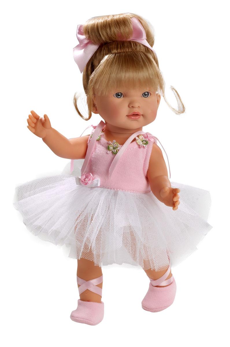 Llorens Кукла балерина Валерия 28 смL 28010