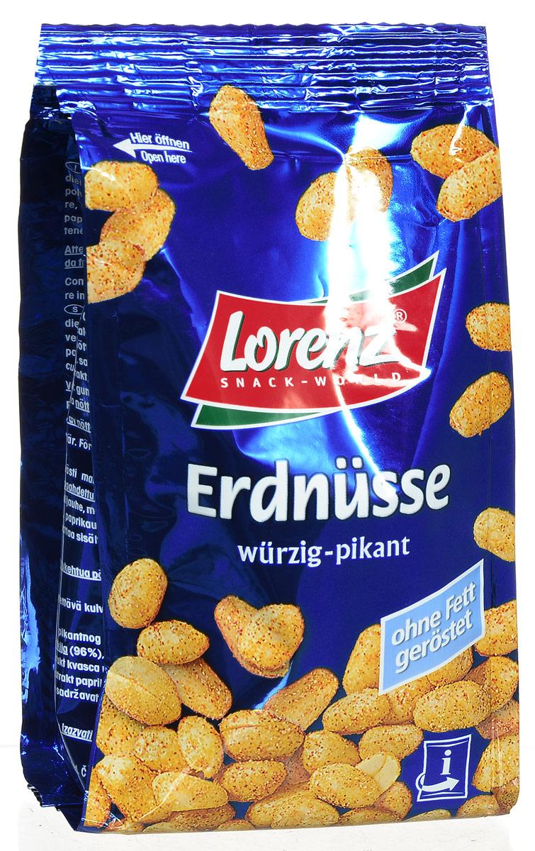 Lorenz арахис пикантный обжаренный без масла, 150 г