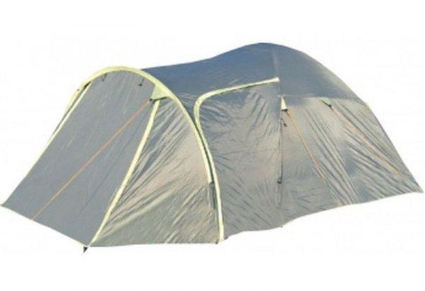 Палатка Campus Vail 4, цвет: зеленый, желтый