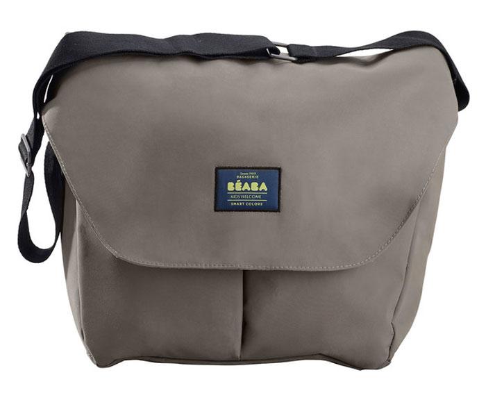 Beaba Сумка для мамы Changing Bag Vienna Ii цвет светло-коричневый