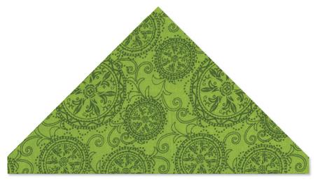 Sizzix Нож для вырубки Bigz L Die Треугольник. 657621657621Нож может использоваться для вырубки ткани до 8 слоев, ламинированного хлопка, фетра до 6-8 мм толщиной, картона, кожи. Можно использовать со всеми типами вырубных машинок SIZZIX.