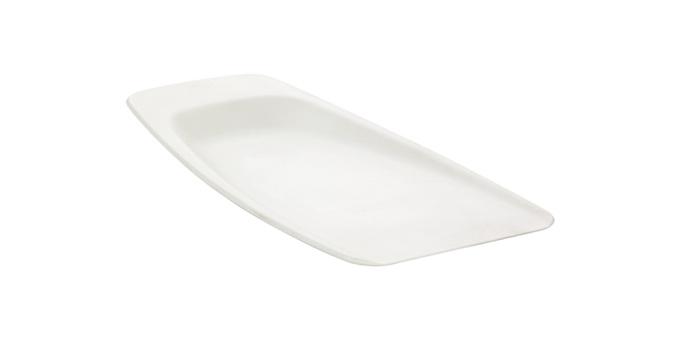 Разделочная доска - совок Tescoma Presto, размер: 26 x 16 см378840Замечательна для нарезки и сервировки блюд - удобна для собирания продуктов с поверхности - предназначена для ежедневного интенсивного использования, не затупляет лезвия ножей - изготовлена из первоклассной прочной пластмассы - гарантия 3 года