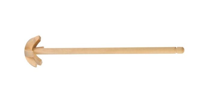 Венчик Tescoma Woody, длина: 28 см637380Изготовлен из кленовой древесины. Подходит для посуды с антипригарным покрытием
