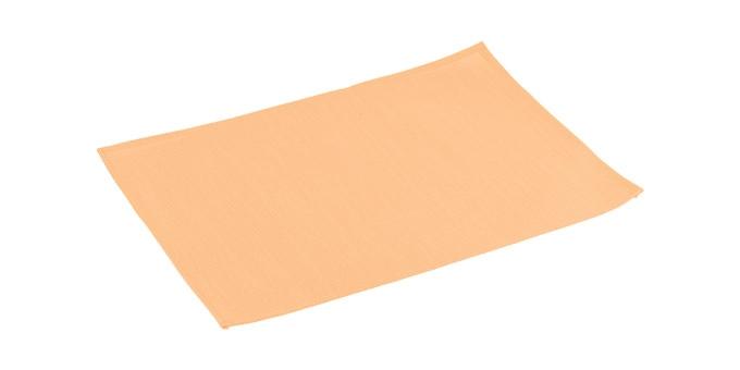 Салфетка сервировочная Tescoma Flair Lite, 45x32 см, цвет: коралловый662038Стильные салфетки из прочной синтетической ткани в классических цветах. Можно протереть чистой влажной тканью или промыть под проточной водой и высушить. Не мыть в посудомоечной машине. 2 года гарантии.