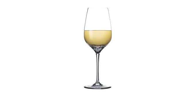 Набор бокалов для белого вина Tescoma Sommelier, 340 мл, 6 шт695840Набор Tescoma Sommelier, выполненный из хрустального стекла, состоит из шести бокалов. Изделия предназначены для подачи белового вина. Они сочетают в себе элегантный дизайн и функциональность. Такой набор бокалов прекрасно оформит праздничный стол и создаст приятную атмосферу за романтическим ужином. Можно мыть в посудомоечной машине. Объем бокала: 340 мл. Высота бокала: 22 см.